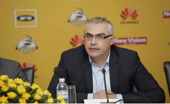 MTN, CEO,Mr. Ferdinand Moolman