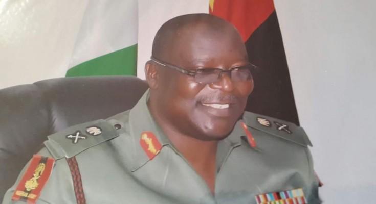 Major-General Abubakar