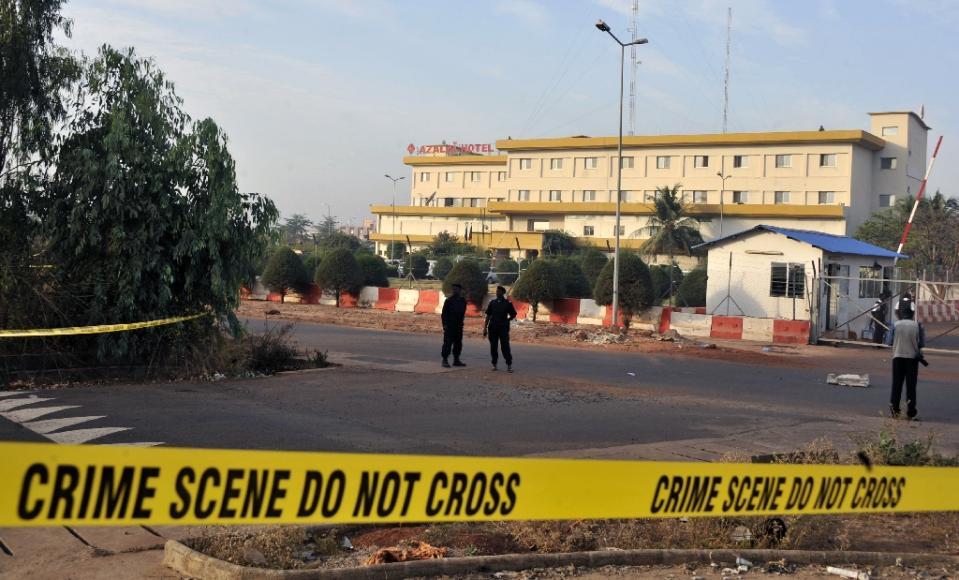 Mali gunman