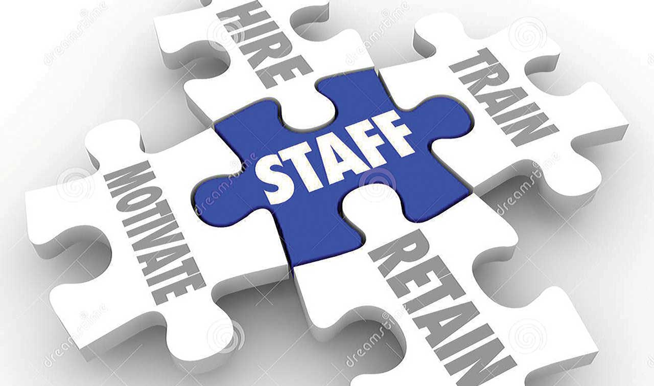HR CAN help retain staff dreamstime.com