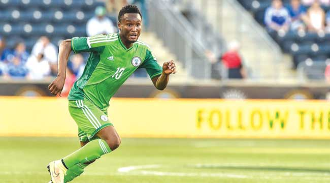John Obi Mikel is the new Super Eagles captain.