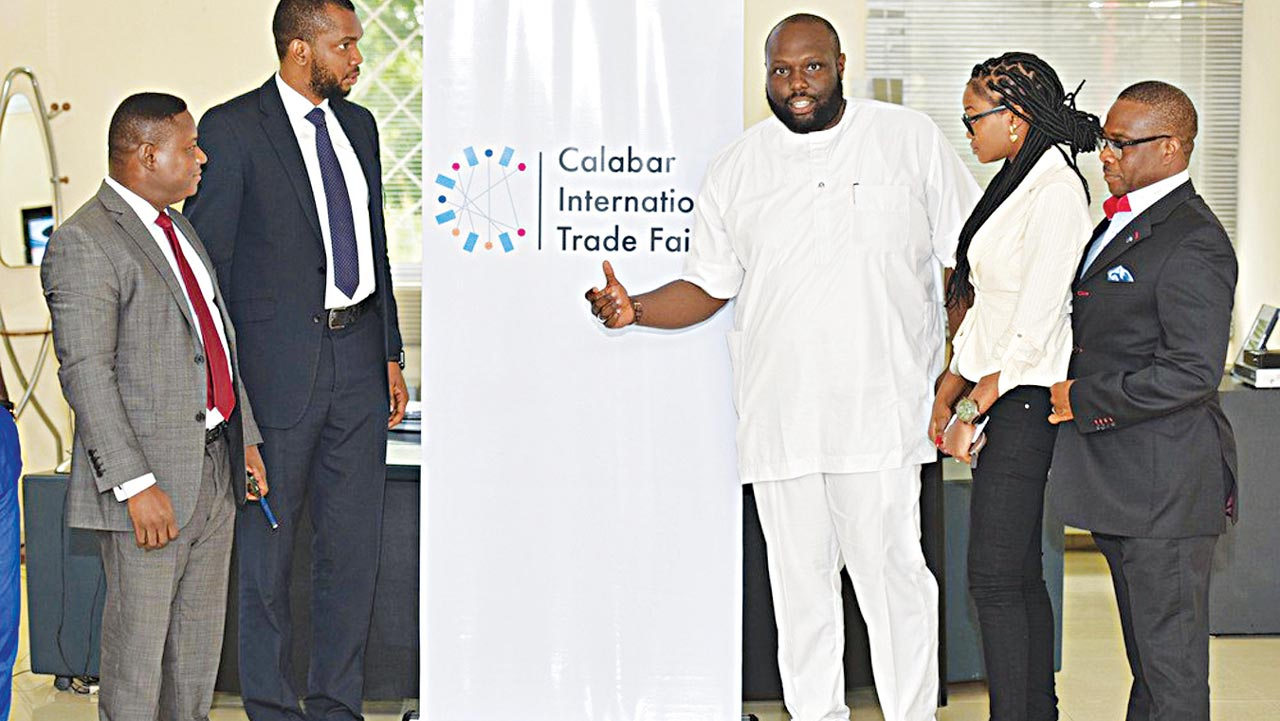 Assistant General Manager Operations, Tinapa, Mr. Francis Ekom; Founder/CEO, Cliqit, Mr. Gerald Konwea; Commissioner of Finance Cross River State and MD Tinapa, Mr. Asuquo Ekpenyong; Chief Operating Officer Cliqit, Damilola Esan and Director General, Bureau for Public, Private Partnership, Mr. Udiba Effiong Udiba at the MoU signing ceremony… in Abuja