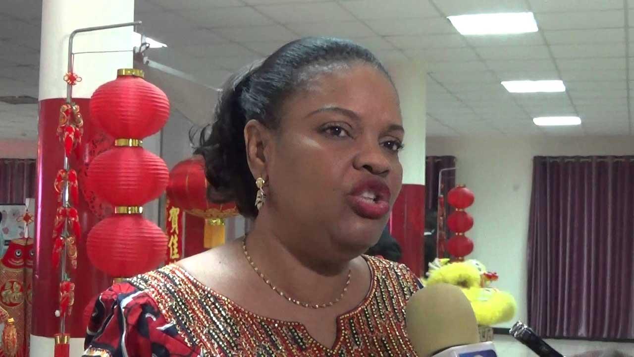Mrs Dayo Keshi
