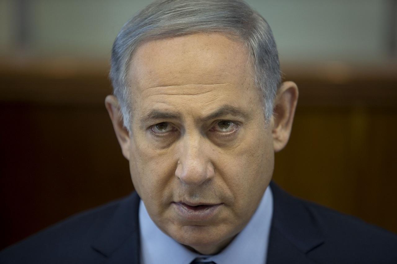 Israeli Prime Minister Benjamin Netanyahu. / AFP / POOL / ABIR SULTAN