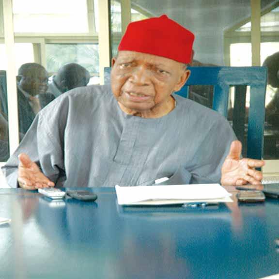 Prof. Nwabueze
