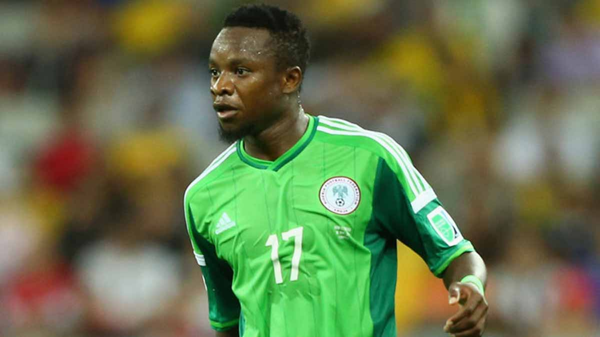 The Blues is closing in on signing Super Eagles star Onazi
