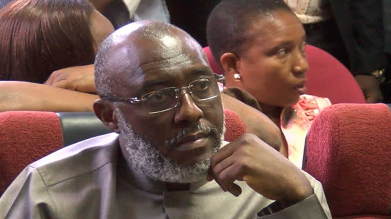 Court dismisses Metuh's application for stay of proceedings