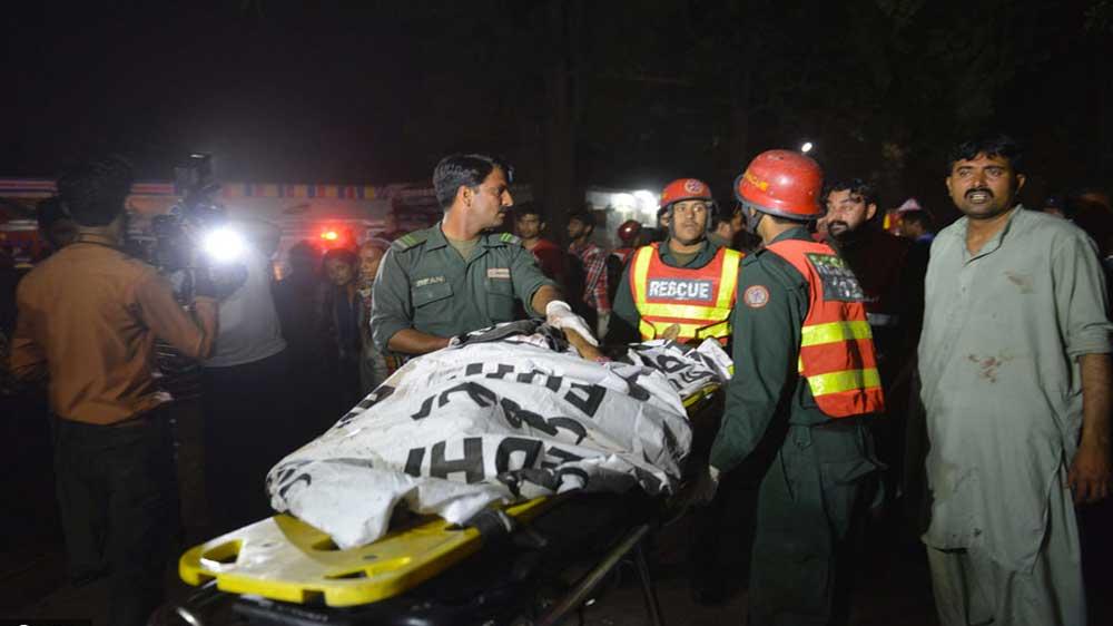 Pakistan-Suicide