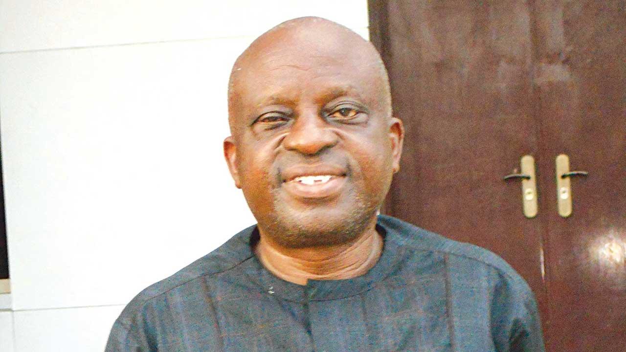 Pastor Isaac Adeyemi