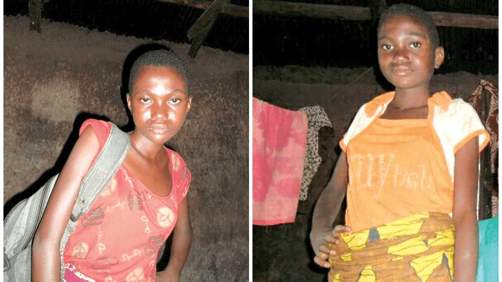 Patience Paul, a 15-year- old Benue girl was abducted in August last year