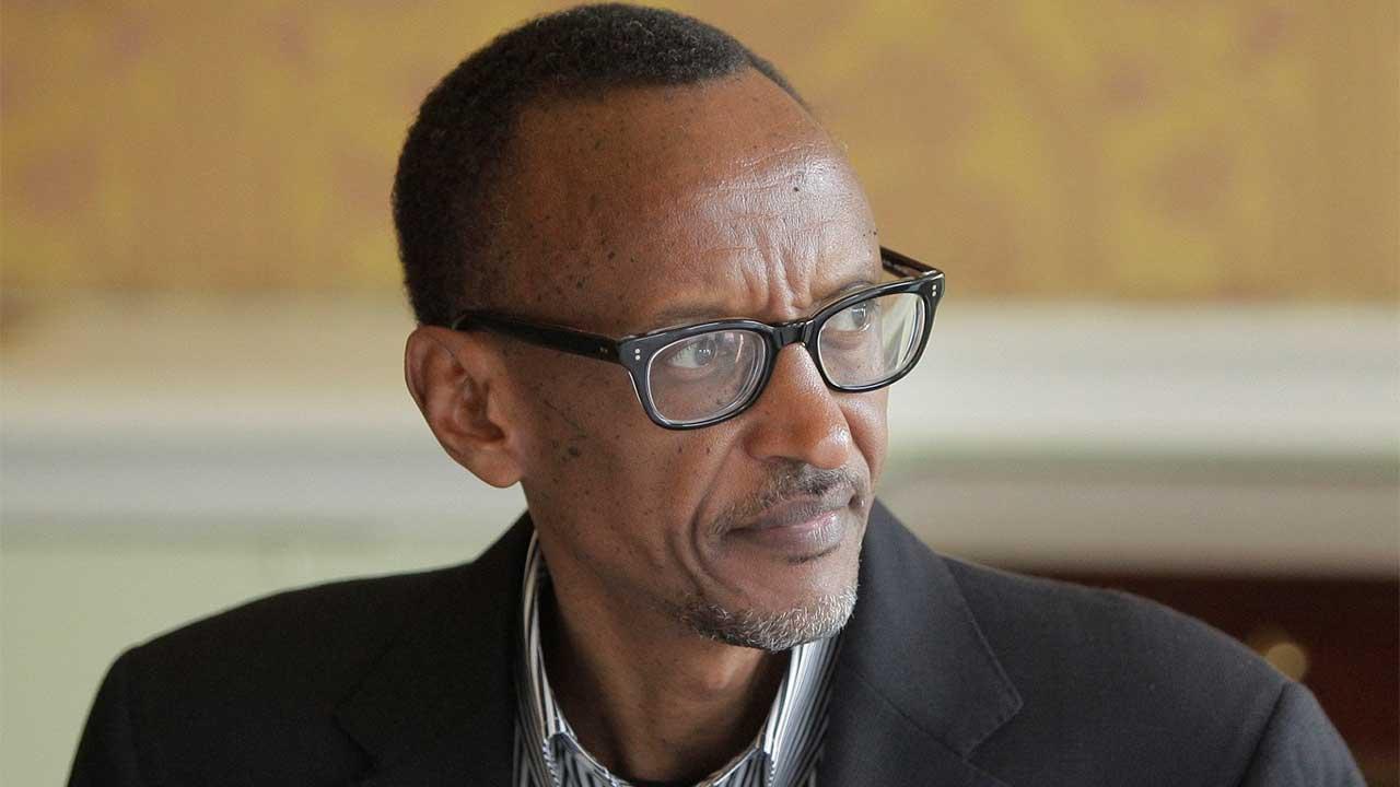 Paul Kagame,