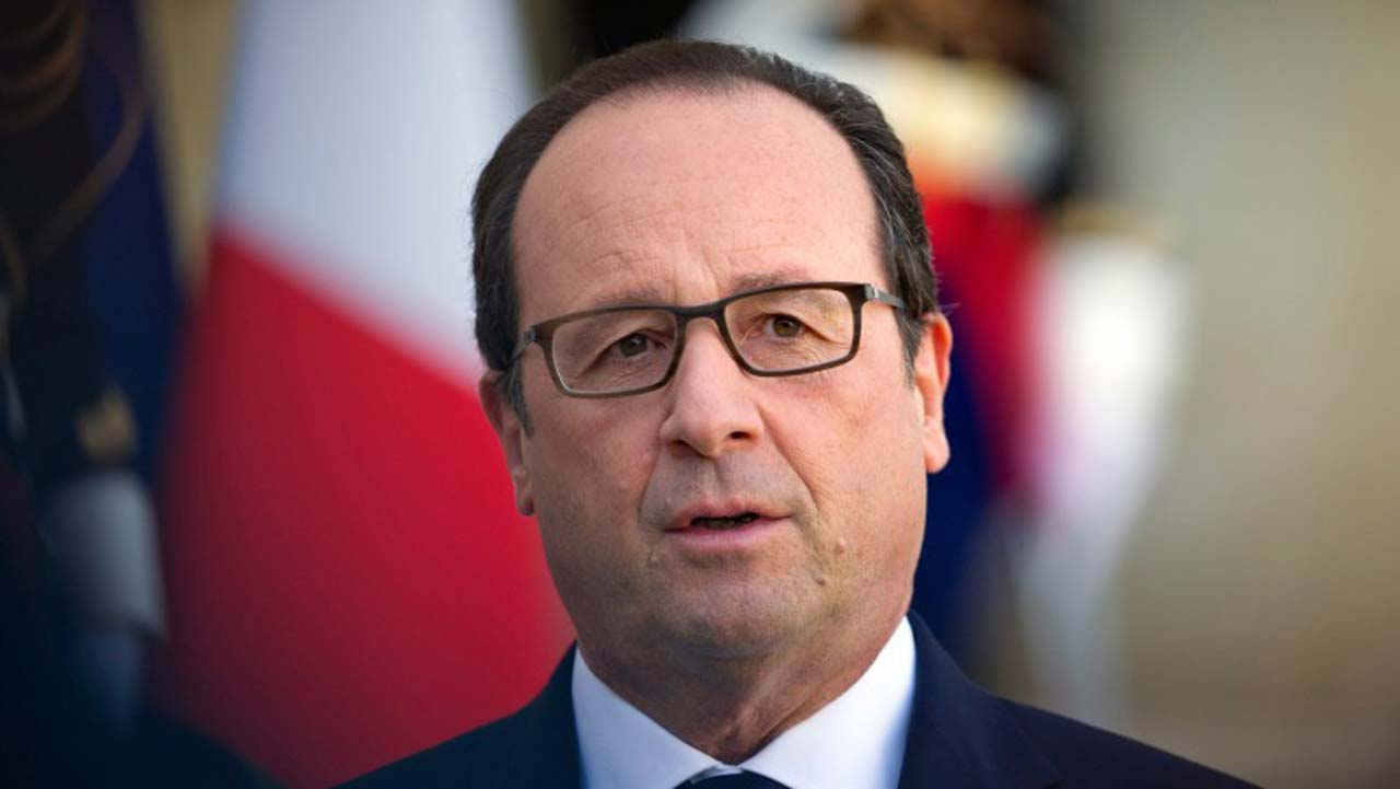 Francois Illas New Tradition: France's Hollande Pledges To Press On With Labour Reform