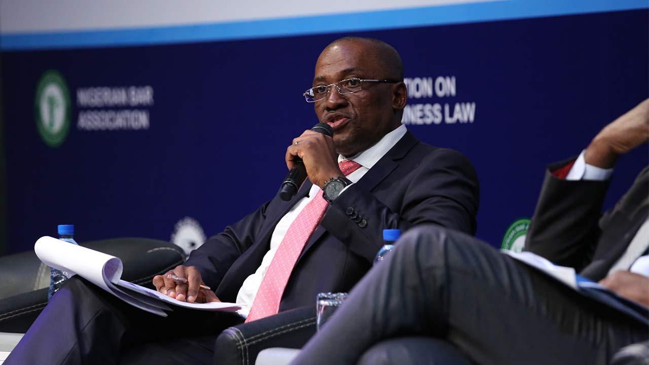 Professor Charles Inyangete.