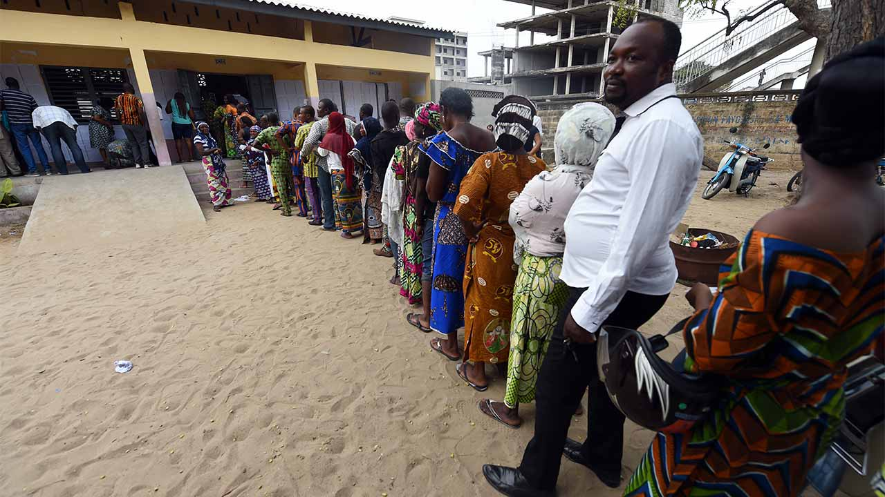 Republic of Benin election