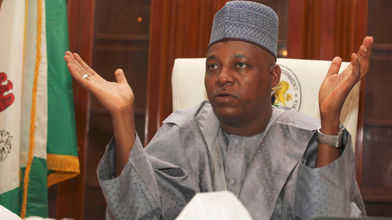 Borno Governor Kashim Shettima