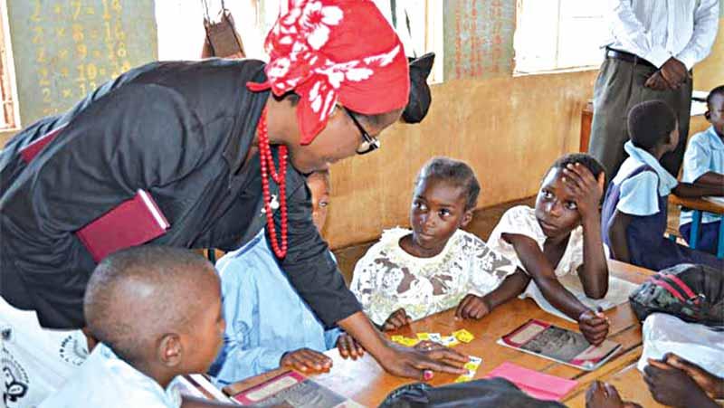 Still on recruitment of 500,000 new teachers — Features — The ...