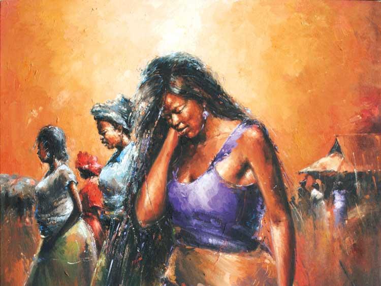 Reflection by Abraham Uyovbisere