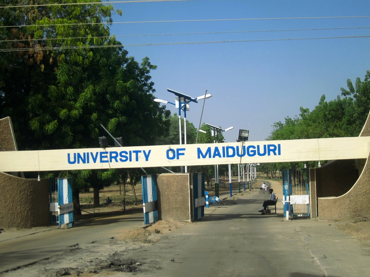 Twin bomb blasts rock university of Maiduguri in Nigeria, 1 dead