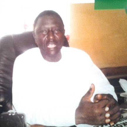 Elder Saidu Dogo