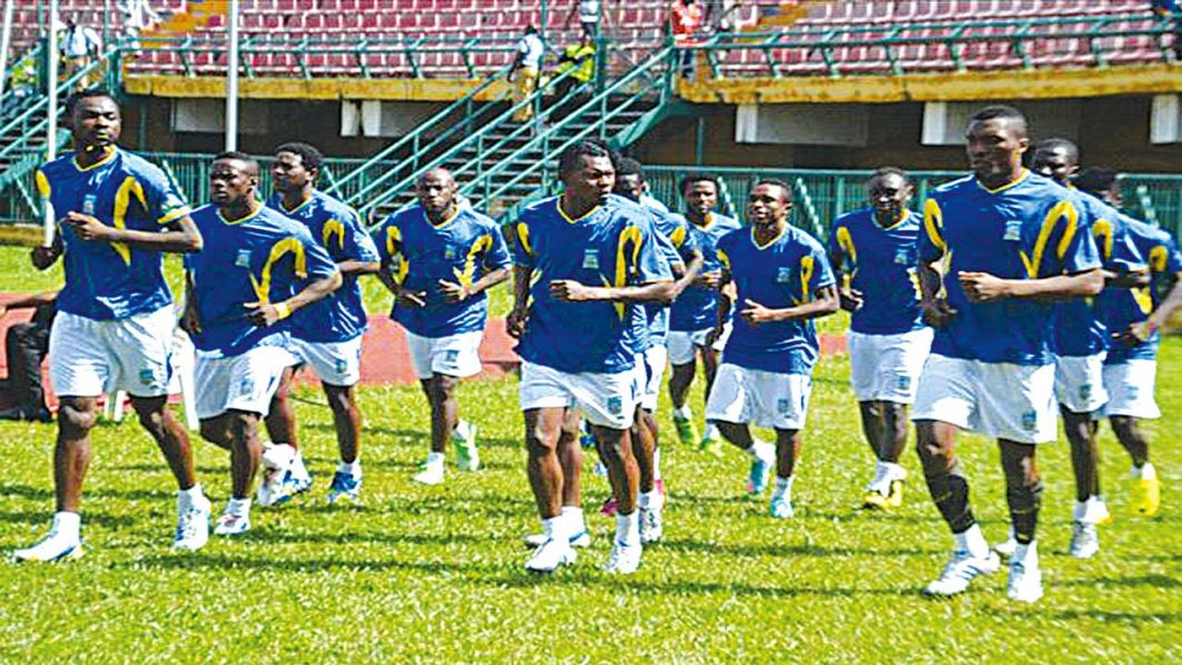 Warri Wolves getting set for Sudanese challenge on Sunday
