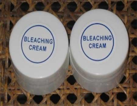 bleaching