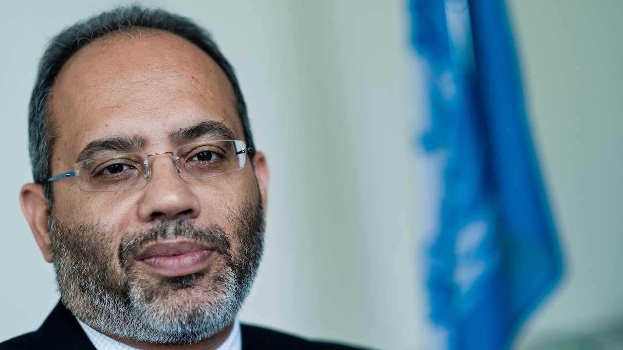 Executive Secretary, United Nations Economic Commission for Africa (UNECA), Carlos Lopes