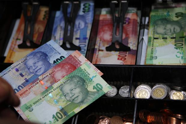 Mandel is the first black face to appear on South African money. Siphiwe Sibeko/Reuters