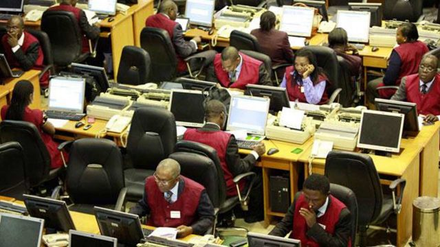 Fresh bargain hunting lifts stock market indices marginally by N3 billion