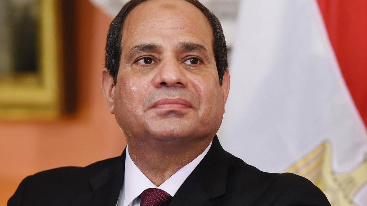Egypt President, Abdel-Fattah El-Sisi