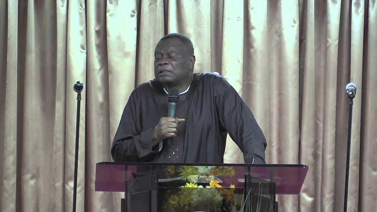 Prophet (Dr.) Abiara, General Evangelist, CAC Worldwide