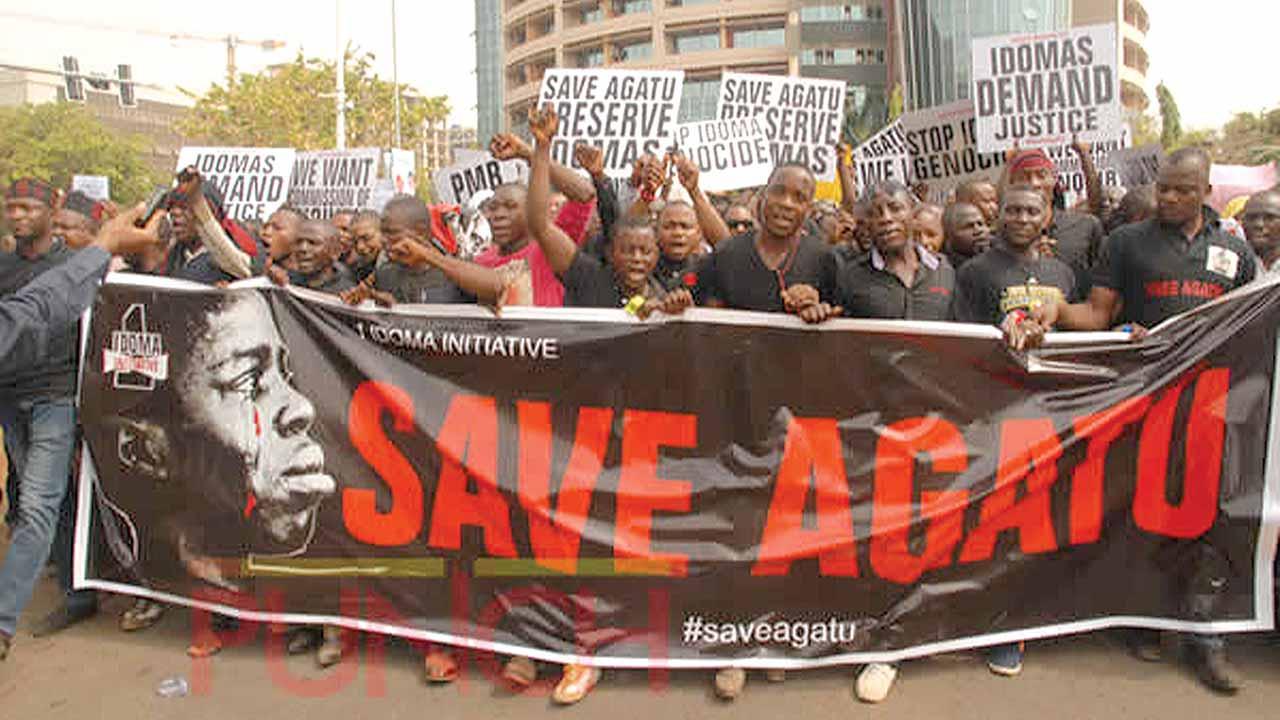 Agatu-Protests-