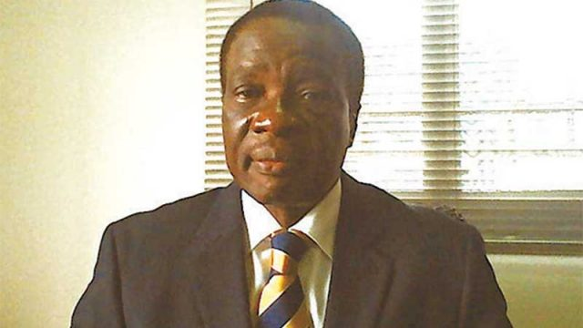 Executive Director of the Nigerian Heart Foundation (NHF), Dr. Kingsley Akinroye
