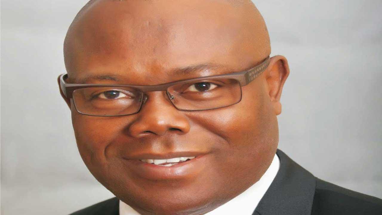 Mr Akan Okon