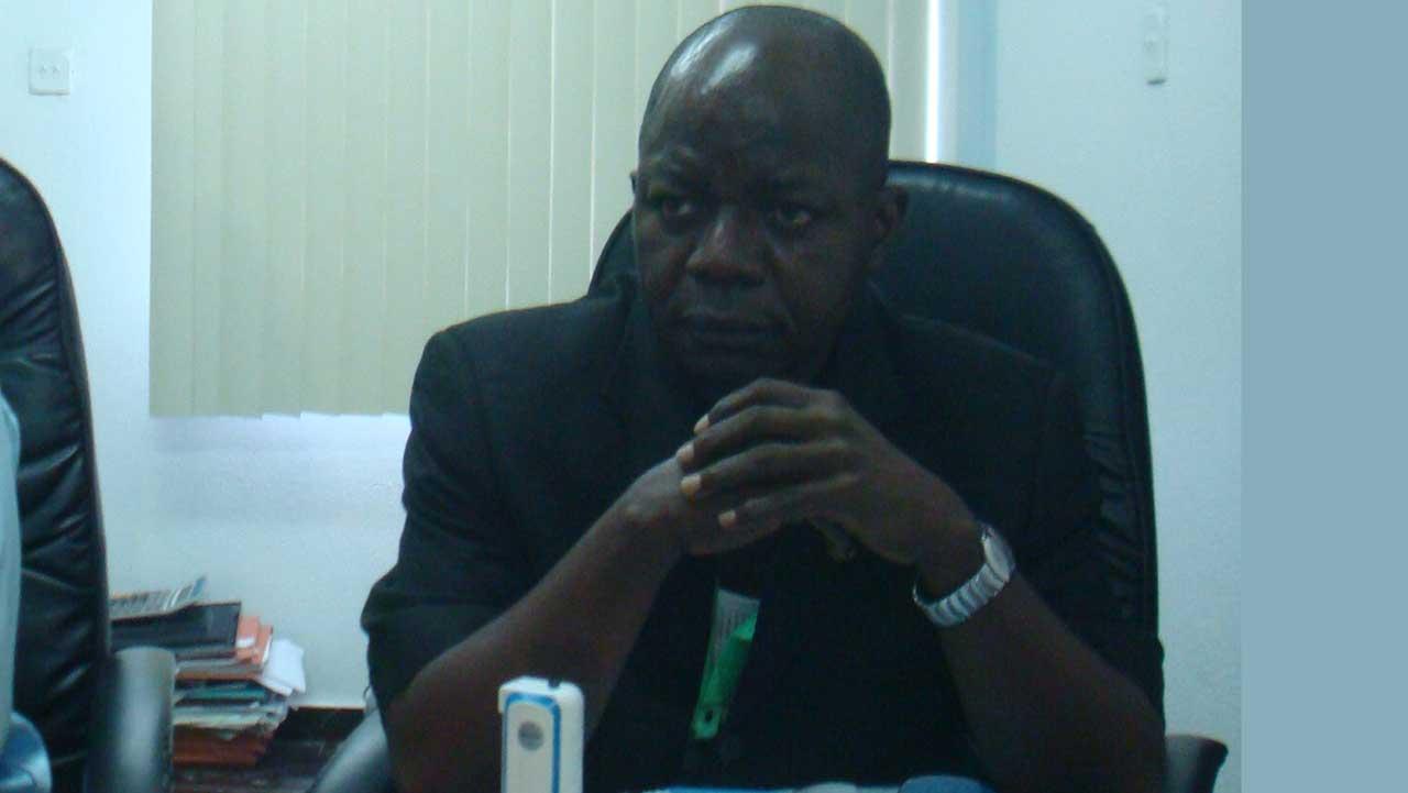 Secretary-General, Alade Bashir Lawal,