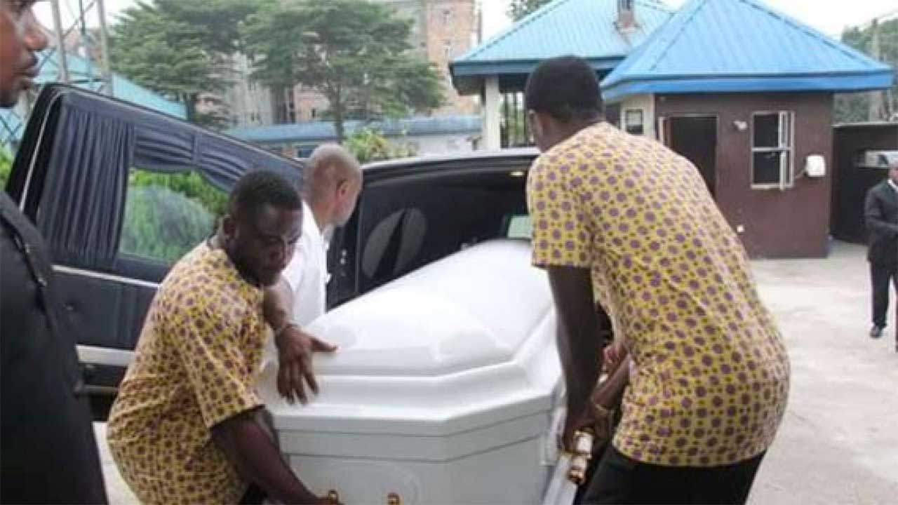 Alamieyeseigha-burial