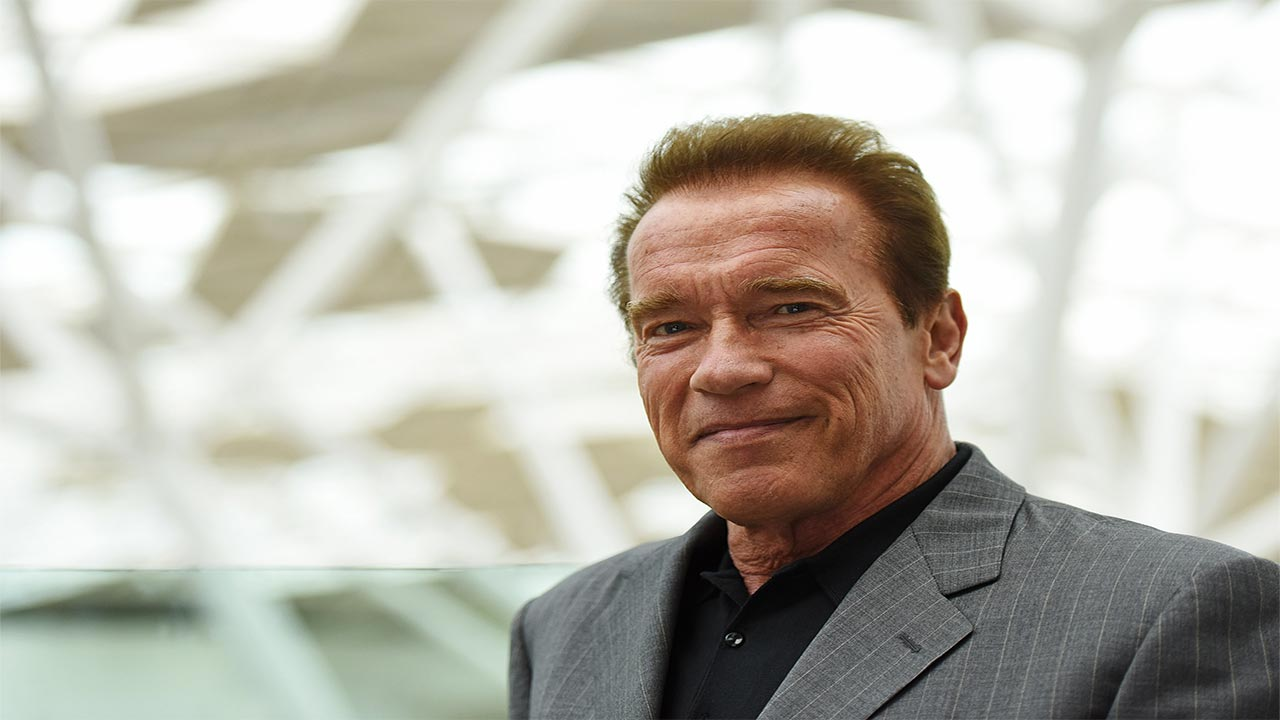 American Hollywood megastar, Arnold Schwarzenegger to becoming a Governor in the United States.