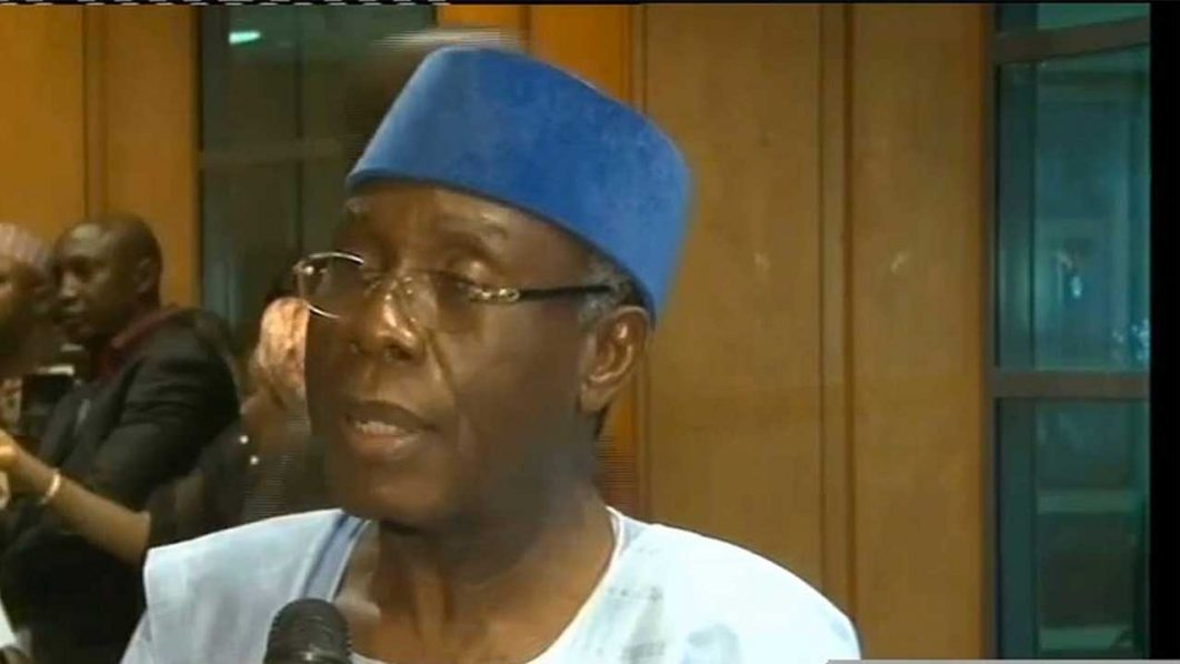 Audu Ogbeh, Minister for Agriculture and Rural Development