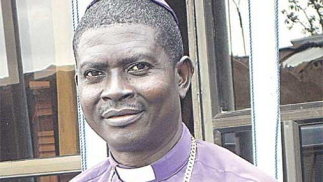 Bishop Cyriacus.E.Uwanaka