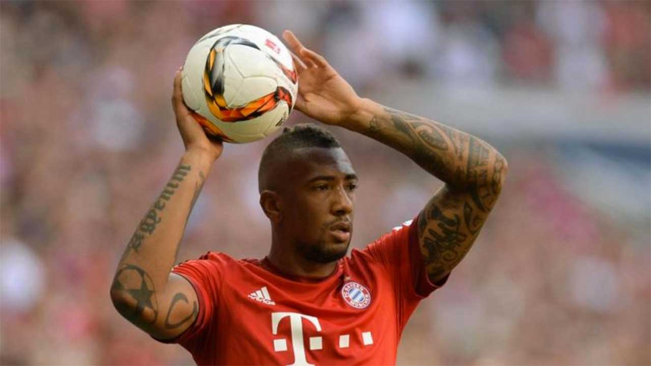 Jerome Boateng may feature against Athletico Madrid today, after a long Injuriy.
