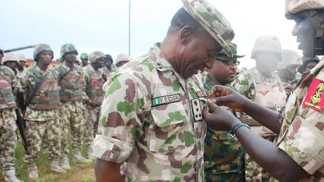 Nigerian Army is highest employer of labour, says depot