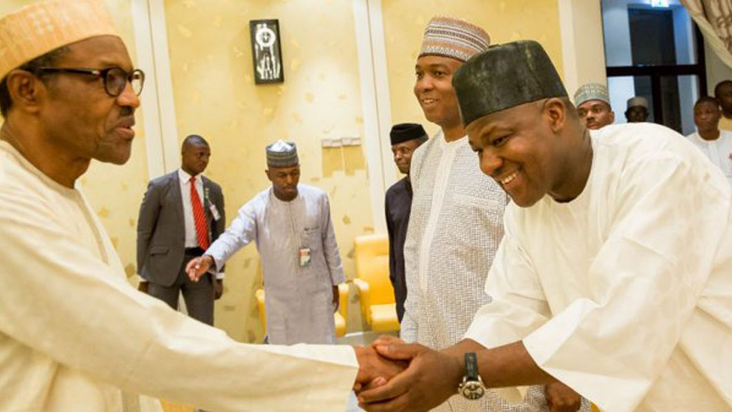 Image result for APC, Buhari to determine next NASS leaders