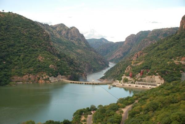 Cabora-Bassa-Dam