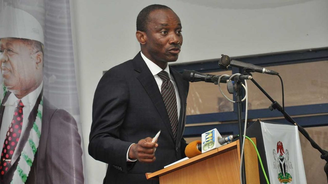 Chairman NERC Dr.Sam Amadi