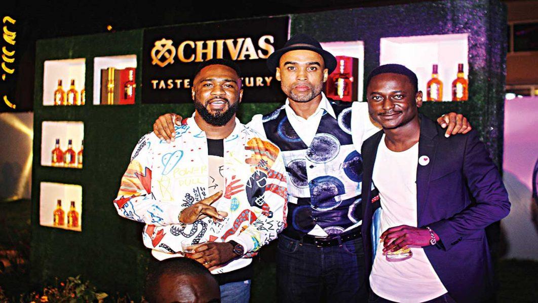 Praiz, Ade Bantu & Sammy