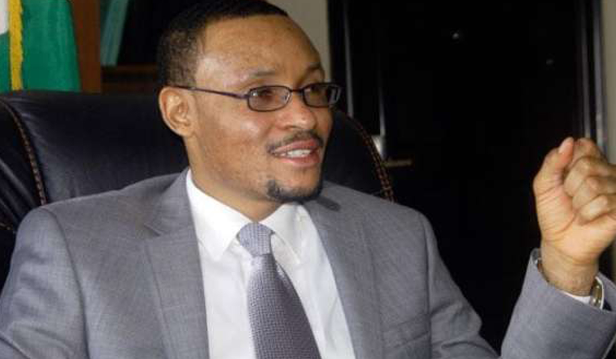 The Chairman of Code of Conduct Tribunal,  Danladi Umar