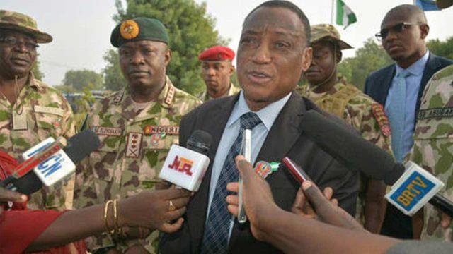 Nigeria holds meeting of Sahel Saharan security chiefs