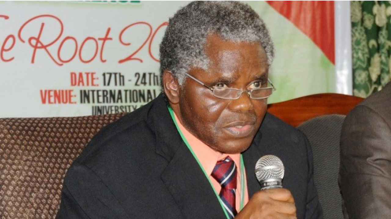 Dr. Kayode Obembe