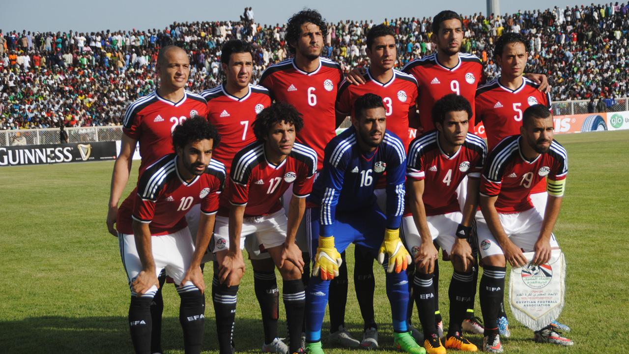 Egypt National Foootball Team