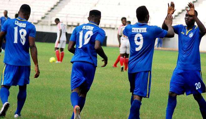 PHOTO:ENYIMBA FC