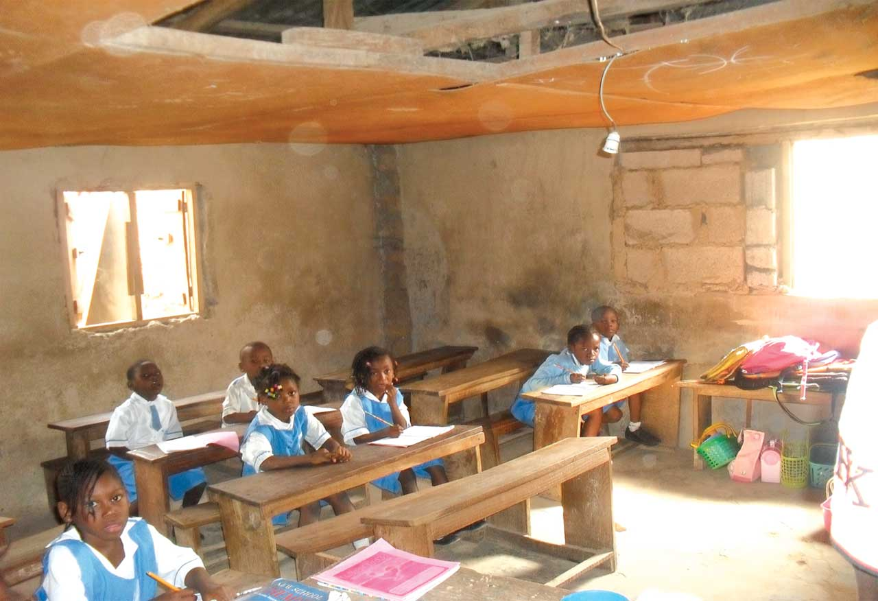 A private school in the FCT PHOTOS: ITUNU AJAYI
